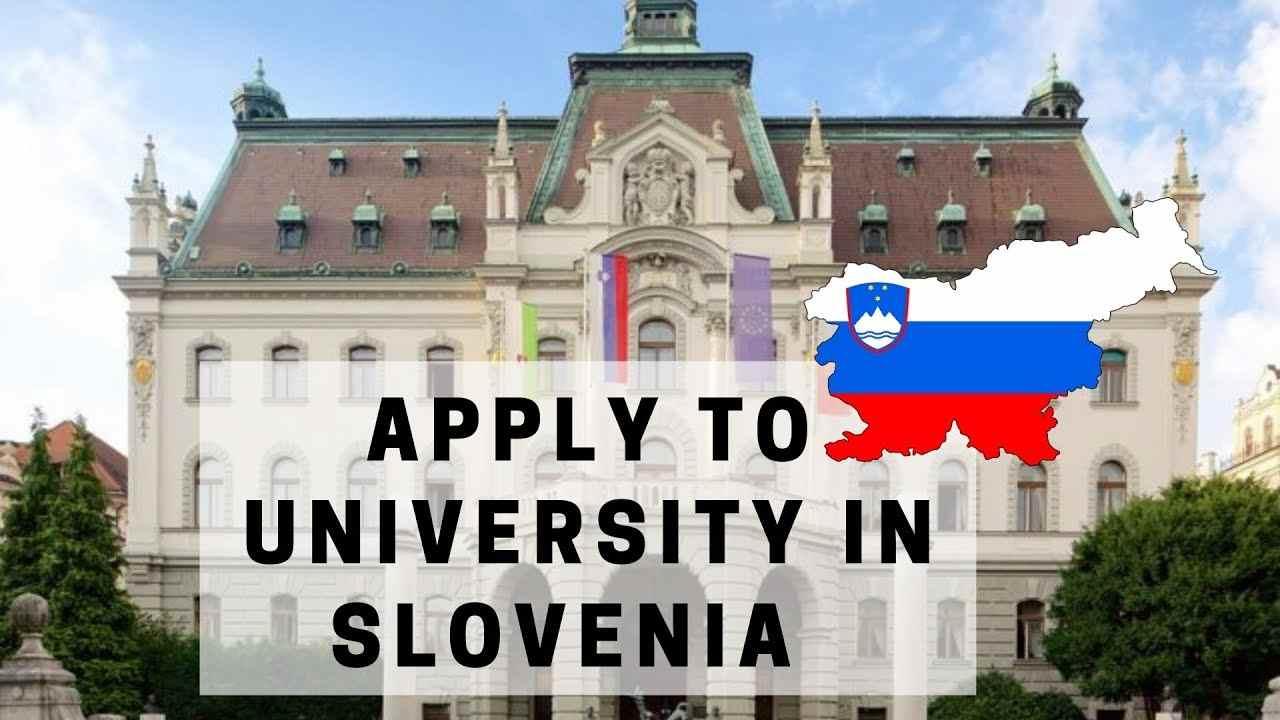 enrollment assistance Slovenia